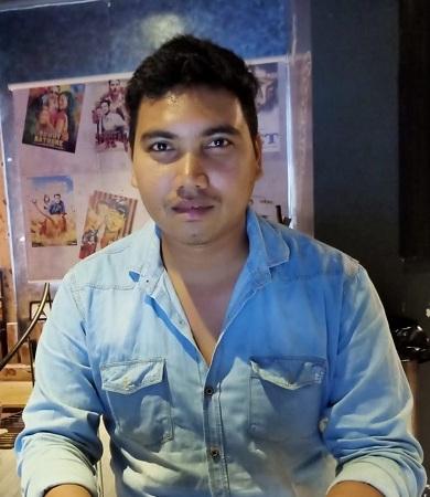 Dilip Kumar Barik, Senior Manager